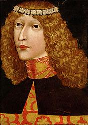 "anonüümne: King Ladislaus ""the Posthumous"""