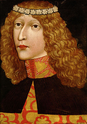 Ladislaus the Posthumous - Anonymous painting, 1457