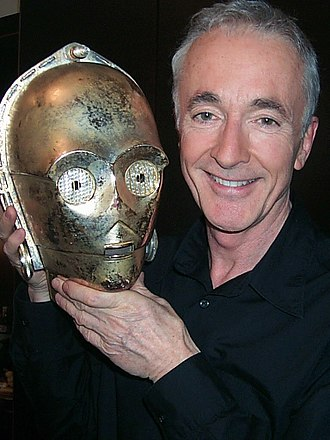Star Wars (radio) - Image: Anthony Daniels 03 cropped