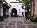 Antiguo Convento de Santa María de la Paz. Compás.jpg