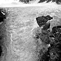 Antler Glacier, Broken Top, Valley Glacier and Distributary, August 23, 1964 (GLACIERS 876).jpg
