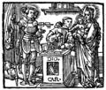 Anton woensam dionysius mit der madonna und dem hl georg 1532.png