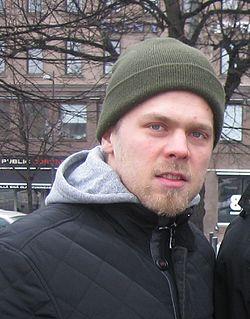 Antti Tyrväinen (ice hockey) Finnish ice hockey player