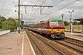 Antwerpen Noorderdokken NMBS 838 Roosendaal - Puurs (14762496159).jpg