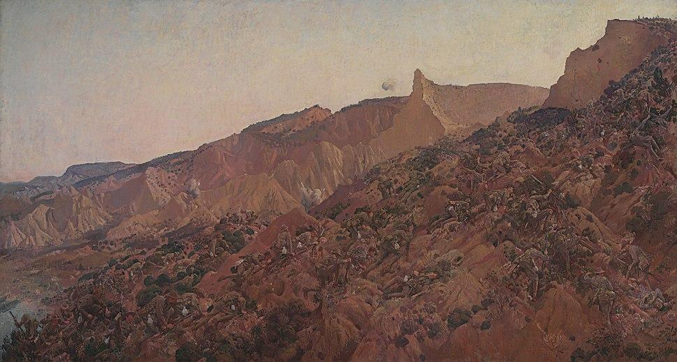 Anzac, the landing 1915