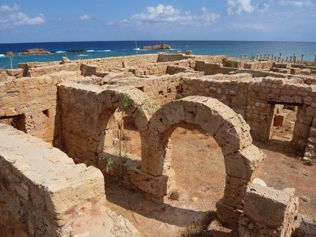 Apollonia Duke's Palace
