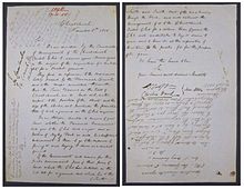 Application for Hagley Oval 1885