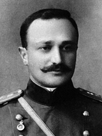 Defence minister of Armenia - Image: Araratov