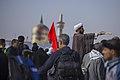Arba'een Pilgrimage In mehran City, Iran, Shia Muslim 01.jpg