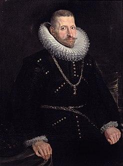 Archduke Albrecht (1559-1621) - Circle of Peter Paul Rubens