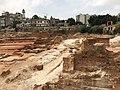Archeological site in Khandaq al-Ghamiq, Beirut, Lebanon.jpg