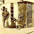 Archivo General de la Nación Argentina 1890 aprox Tucumán (pcia) Trabajadores del Ingenio Luján.jpg
