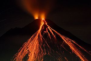 Arenal Volcano is a main destination in Costa ...