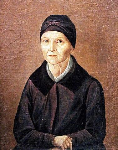 Няня Пушкина— Арина Родионовна