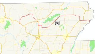 Arkansas Highway 90 highway in Arkansas