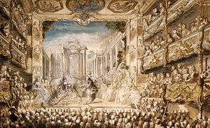 origin of opera