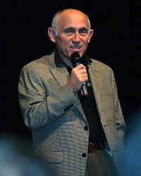 Armin Shimerman vid the Star Trek Convention i Las Vegas 2008.
