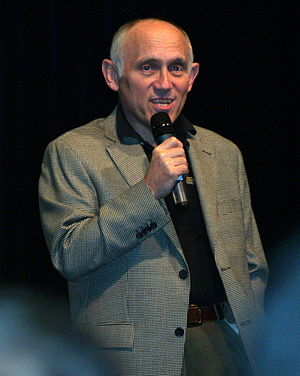 Armin Shimerman - Shimerman at the 2008 Star Trek convention