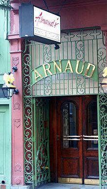 Restaurant Arnaudu0027s. Beispiele Für Die Kreolische Küche ...