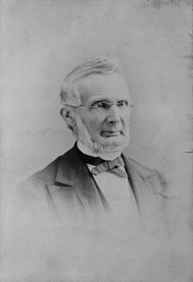 Arnold Henry Guyot Swiss-American geologist (1807-1884)