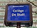Arrêt Bus Collège Staël Rue Victor Hugo - Maisons-Alfort (FR94) - 2021-03-22 - 2.jpg