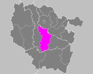 Arrondissement of Nancy Arrondissement in Grand Est, France