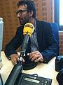 Asís G. Ayerbe en Radio Castilla, Burgos, 29 de mayo de 2015.jpg
