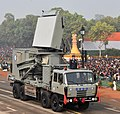 Ashwini radar during Republic Day Parade 2018.jpg