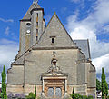 Assier - Église Saint-Pierre- Façade occidentale.JPG