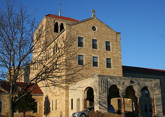 Sisters of Saint Francis of Rochester, Minnesota - Assisi Heights mother house.