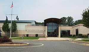 Aston Township, Delaware County, Pennsylvania - Aston Community Center and Library