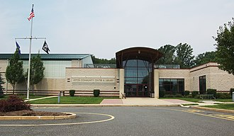 Aston Township, Delaware County, Pennsylvania - Aston Community Center and Library