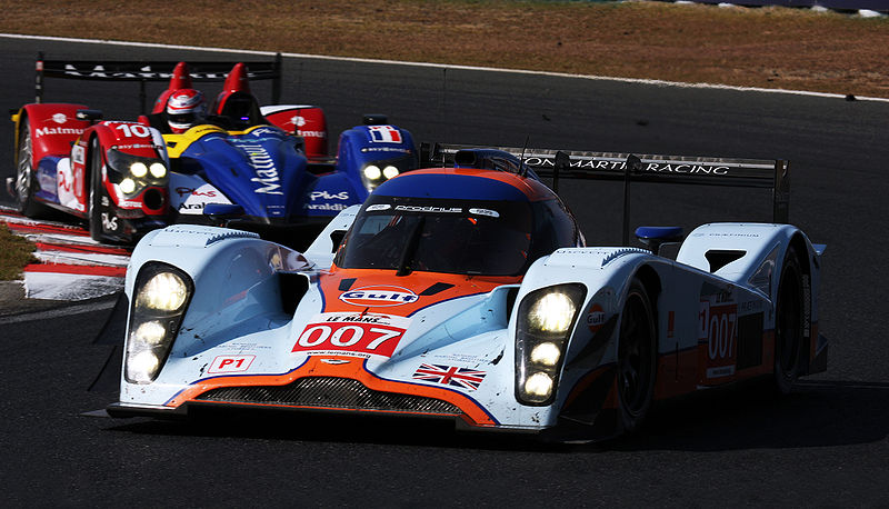 Archivo: Aston Martin Racing DBR1-2 2009 1000 km de Okayama (Raza 2) jpg.