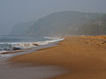 At the Majon Beach Guest House near Hamhung, DPRK (14653344500).jpg