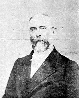 Atanasio Aguirre President of Uruguay