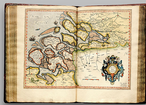 Atlas Cosmographicae (Mercator) 159