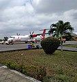 Atr 72 en el Aeropuerto La Florida.jpg