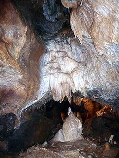Atta Cave dripstone cave in Germany