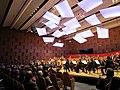 Aufführung des Konzerts für Klarinette und Orchester (2018) von Thorsten Encke mit der Klarinettistin Sharon Kam und der NDR Radiophilharmonie in Hannover am 11. Januar 2019, Konzert am Tag nach der Uraufführung (11).jpg