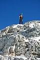 Aufstieg dachstein 0550 2006-03-20.JPG
