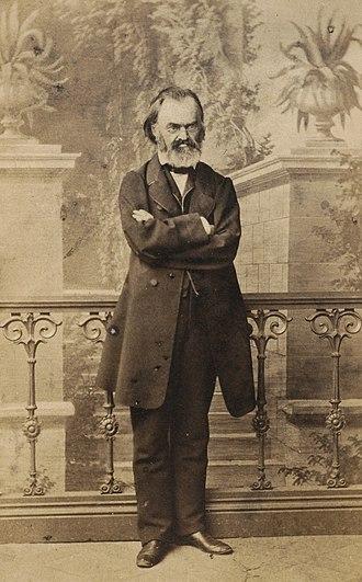 August Cieszkowski - Image: August Cieszkowski foto (cropped)