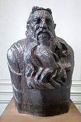 Bust of Auguste Rodin (Bourdelle)