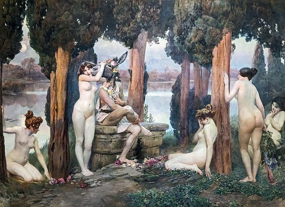 Augustins - La Folie de Titania - Paul Jean Gervais 1897 2004 1 188