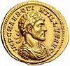 Aureus Quintillus (obverse)