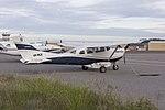 Ausjet Aviation Group (VH-RGE) Cessna U206F Stationair parked at Wagga Wagga Airport.jpg