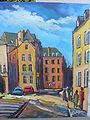 Autoportrait of Josy LINKELS,painter from LUXEMBOURG.JPG