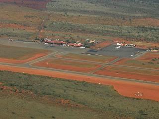 Ayers Rock Airport airport serving Uluru, Australia