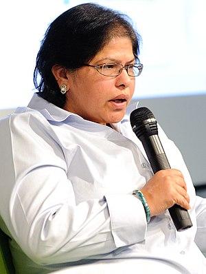 Ayesha Siddiqa - Image: Ayesha Siddiqa (cropped)