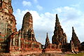 Ayutthaya Thailand Wat Chaiwatthanaram.JPG