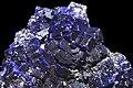Azurite cristallisée (Chine).jpg